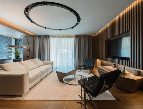 Apartment in Blokku, Tirana