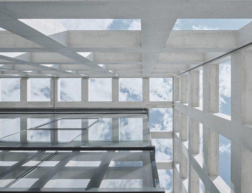 Gutmann Pelletspeicher – Transformation of a silo, Hall in Tirol