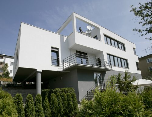 Villa Lichardova, Bratislava