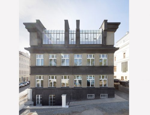 Renovation of the School of Architecture in Prague