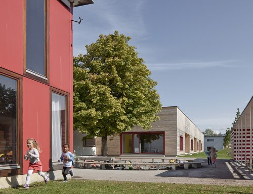 Kindergarten Am Schlatt, Lustenau